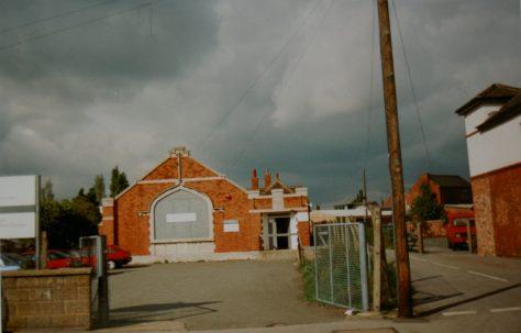 New Ollerton; Sherwood Drive Primitive Methodist chapel
