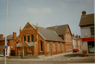 1896 Mansfield Bethel Primitive Methodist Chapel as it was in 1996 | Keith Guyler 1996