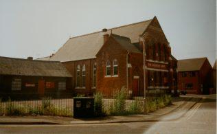 Centenary Hall, Mansfield | Keith Guyler 1996