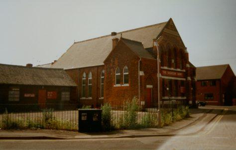 Mansfield Primitive Methodist Centenary Hall