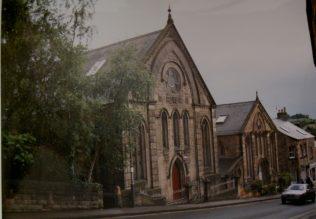 1878 Matlock Bank Primitive Methodist Chapel as it was in 1998 when it was pending disposal | Keith Guyler 1998