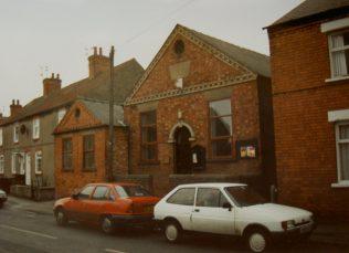Balderton Primitive Methodist chapel | Keith Guyler 1996