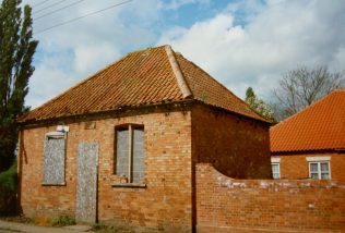 first Claypole Primitive Methodist chapel | Keith Guyler 1997