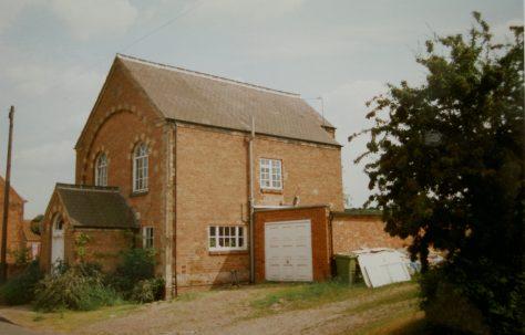 Maplebeck Primitive Methodist chapel