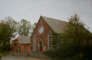 Mount Zion Primitive Methodist chapel | Keith Guyler 2000