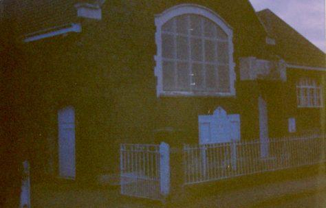 Linton Heath Primitive Methodist chapel