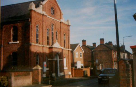 Newell (Newhall) Ebenezer Primitive Methodist chapel