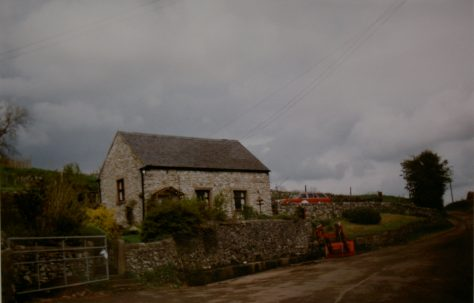Ible Primitive Methodist chapel