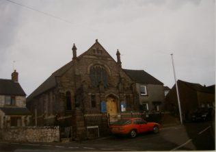 1906 Middleton by Wirksworth Mount Zion Primitive Methodist Chapel as it was in 1999 | Keith Guyler 1999