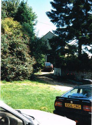 former Bladon Primitive Methodist chapel | Keith Guyler 1993