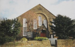 Apperknowle Primitive Methodist chapel | Keith Guyler 1994