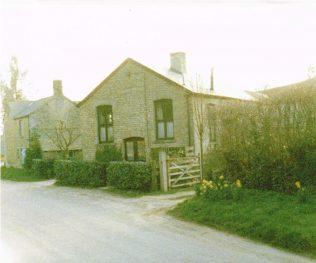 Fordwells Primitive Methodist chapel | Keith Guyler 1990