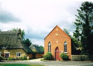 Primitive Methodist chapel at Standlake | Keith Guyler 1993