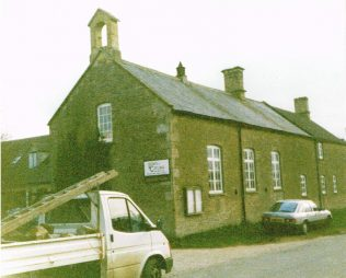 Lyneham Primitive Methodist chapel | Keith Guyler 1990