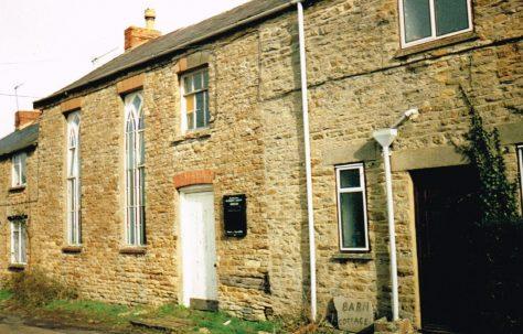 Farthinghoe Primitive Methodist Chapel Northamptonshire