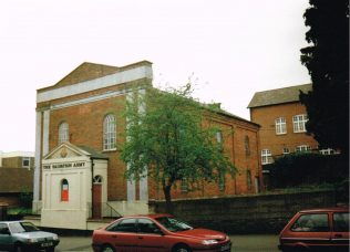 Buckingham Primitive Methodist chapel | Keith Guyler 1997
