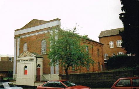 Buckingham Primitive Methodist chapel