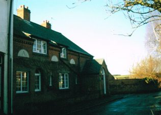1886 Cosby Primitive Methodist Chapel as it was in 2000 | Keith Guyler 2000