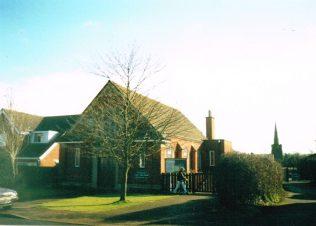 1922 Cosby Primitive Methodist Chapel as it was in 2000 | Keith Guyler 2000