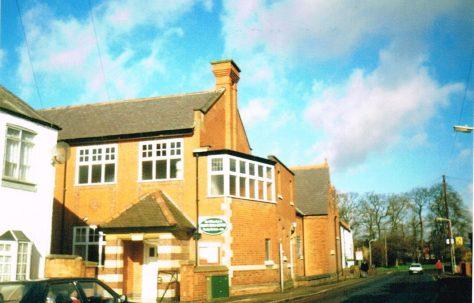 Countesthorpe Primitive Methodist chapel