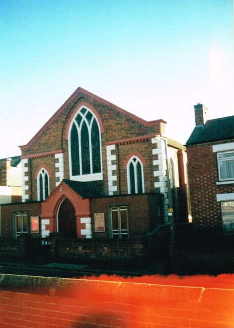 Sileby Primitive Methodist chapel | Keith Guyler 2000