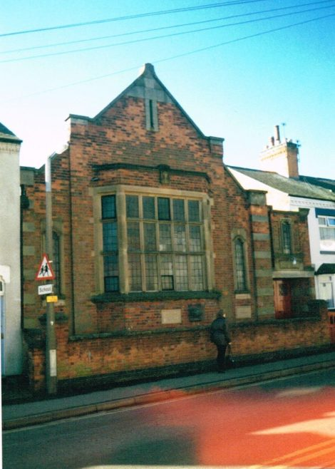 Sileby Primitive Methodist Sunday School | Keith Guyler 2000