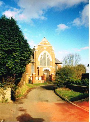 Stapleton Primitive Methodist chapel | Keith Guyler 2000
