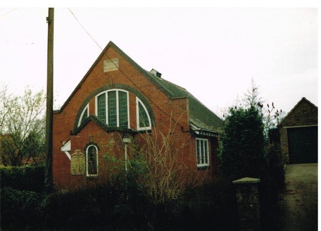 Ashwell Primitive Methodist chapel | Keith Guyler 1997