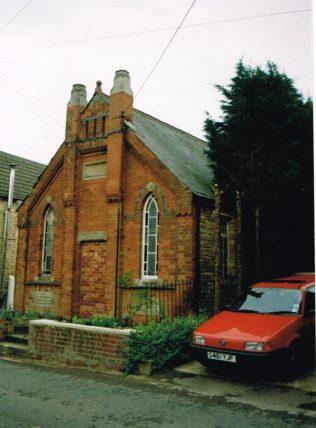 former Greetham Primitive Methodist chapel | Keith Guyler 1997