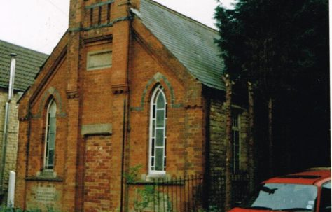 Greetham Primitive Methodist chapel