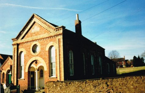 Scalford Primitive Methodist chapel