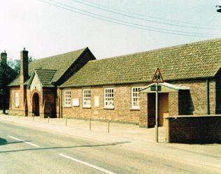 1887 Somerby Primitive Methodist chapel | Keith Guyler 1987