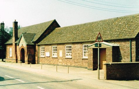 Somerby Primitive Methodist chapel