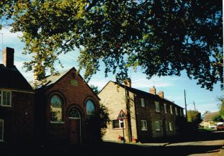 former Milton Malsor Primitive Methodist chapel | Keith Guyler 1997