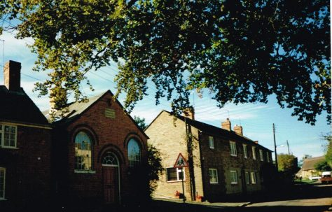 Milton Malsor Primitive Methodist chapel