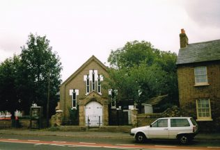Primitive Methodist chapel at Eaton Ford   Keith Guyler 1997