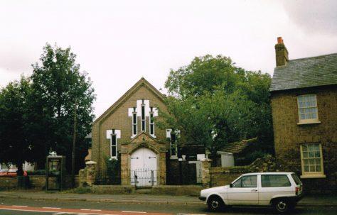 Eaton Ford Primitive Methodist chapel