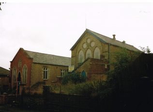 former Primitive Methodist chapels at Raunds | Keith Guyler 1996