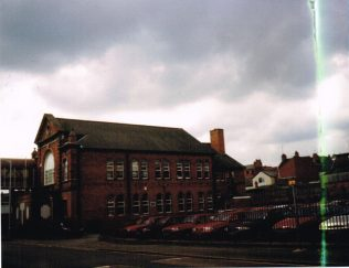 former chapel at Bath Road Kettering | Keith Guyler 1999