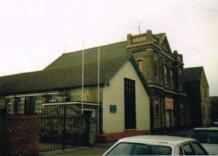 Cobden Street Peterborough Primitive Methodist chapel | Keith Guyler 1995