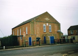 Crowland Primitive Methodist chapel | Keith Guyler 1993