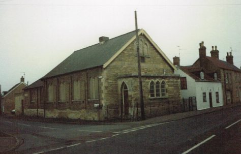Deeping St James Primitive Methodist chapel