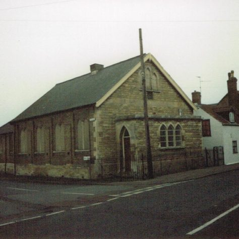 Deeping St James Primitive Methodist chapel | Keith Guyler 1995