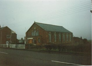 the Primitive Methodist chapel | Keith Guyler 1995