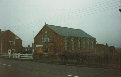 Deeping St Nicholas Primitive Methodist chapel