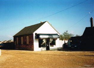 former Eye (Peterborough) Methodist chapel | Keith Guyler 1995