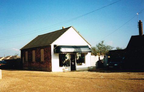 Eye Primitive Methodist chapel, Peterborough