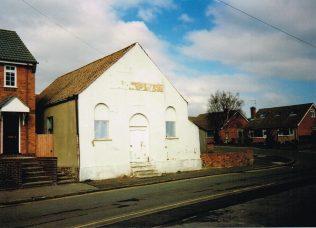 former Farcet Primitive Methodist chapel | Keith Guyler 1995