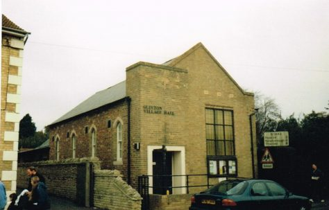 Glinton (Glinten) Primitive Methodist chapel
