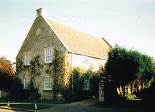 The Helpston Ebenezer Primitive Methodist chapel | Keith Guyler 1997